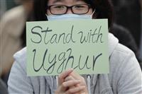 米下院、中国のウイグル族弾圧に制裁求める人権法案可決 トランプ氏の署名で成立へ