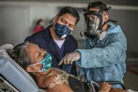 ブラジル感染者40万人超え 死者2・5万人、増加続く