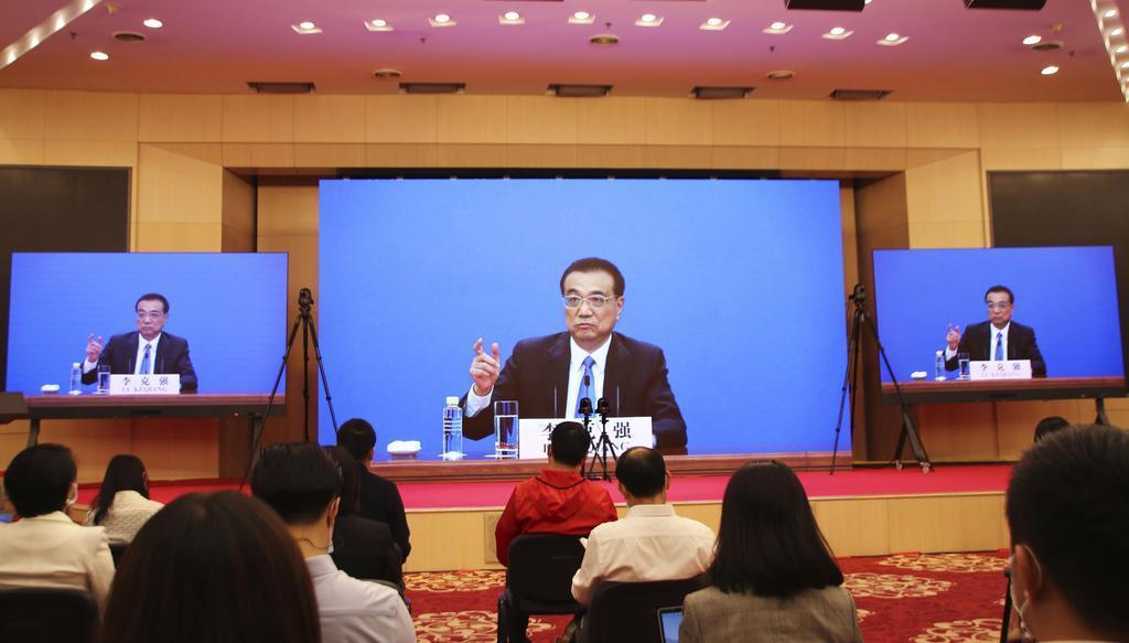 中国全人代、香港への国家安全法制導入を採択し閉幕