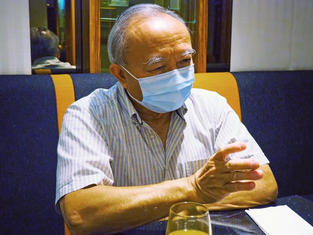 香港への国家安全法導入、親中派重鎮「来月に公布される」