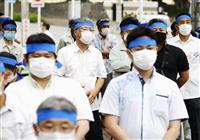 沖縄県議選で自公、コロナ禍で応援入れず焦り 過半数目指すも「全員当選」の高いハードル