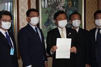 北九州の感染者再拡大 福岡知事「慎重な行動を」