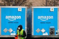 アマゾン、臨時雇用12万人を正社員に コロナで通販需要拡大