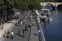 フランス、6月2日から飲食店再開 パリはテラス席だけ