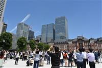 東京都で新たに5人感染 6日ぶりの1桁