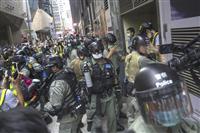 国家安全法抗議で街頭活動 香港民主派、天安門追及も