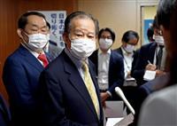 自民・二階幹事長、香港への国家安全法導入「慎重に見守る」