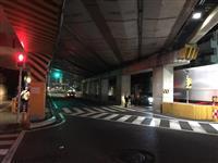 大阪の事故、逃走の男を確保