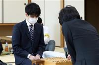 じっくりとした展開に 藤井七段-佐藤天九段戦 ヒューリック杯棋聖戦準決勝