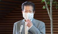 習氏の国賓来日「努力を」 公明・山口代表、香港情勢には苦言
