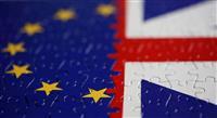 英EU、FTAへ4回目交渉 2日開始、延長判断も