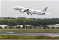 新LCCジップエア、初便は異例の貨物専用 日航傘下