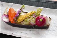 【料理と酒】京料理 彩り野菜の盛り合わせ