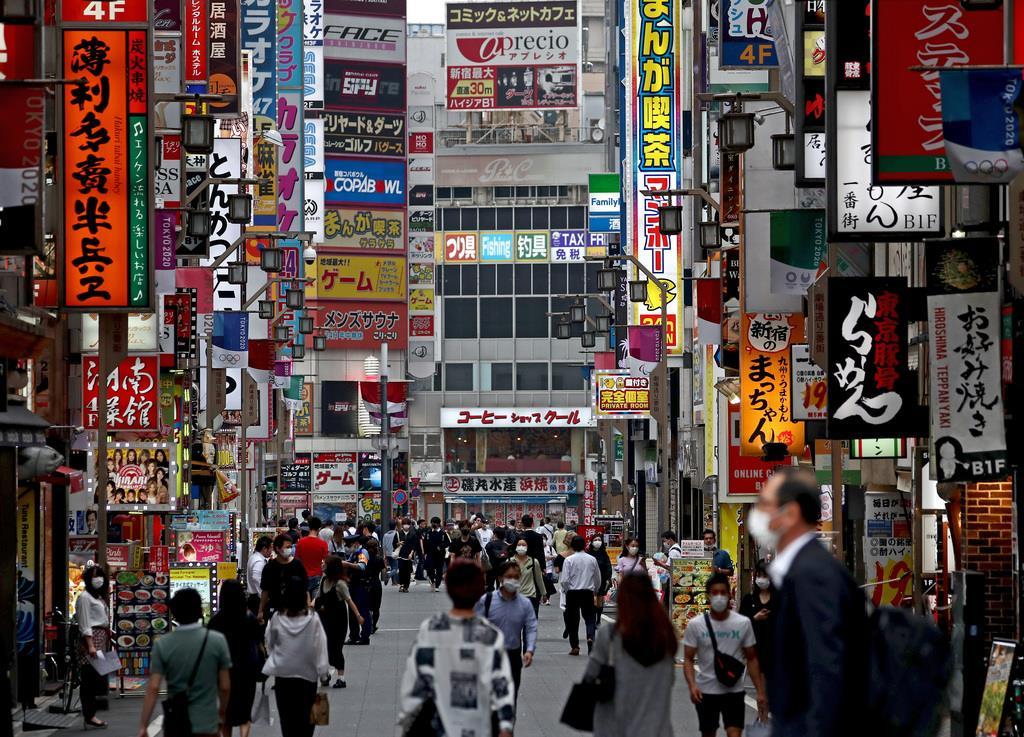東京アラート、繁華街に広がる不安と困惑