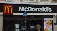 日本マクドナルドHD、5月の既存店売上高は15.2%増