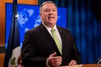 天安門事件31年 米国務長官、元リーダーと会談 中国に説明要求