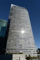 電通本社ビル爆破予告、取引先装い「7日朝」と日時指定