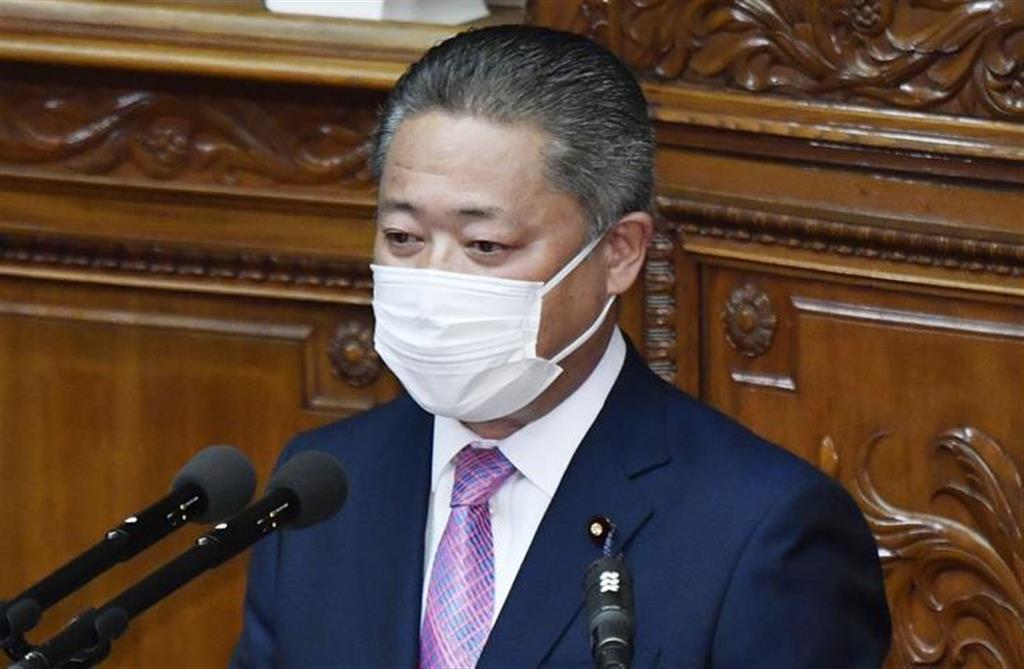 馬場伸幸氏