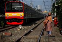 中国受注の高速鉄道、延伸で日本に協力要請へ インドネシア