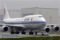 中国航空機の米国便を許可 米政府が方針修正
