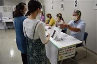 コロナ禍で異例の選挙戦 現地入れず 沖縄県議選