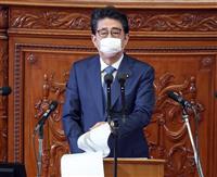 北朝鮮拉致 首相「何としても安倍内閣で解決」 横田滋さん死去受け