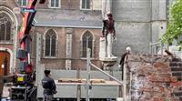 ベルギー元国王の像を撤去 コンゴ搾取めぐり攻撃続発