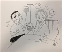 【脳を知る】「物忘れ外来」意外と多い入院中の紹介