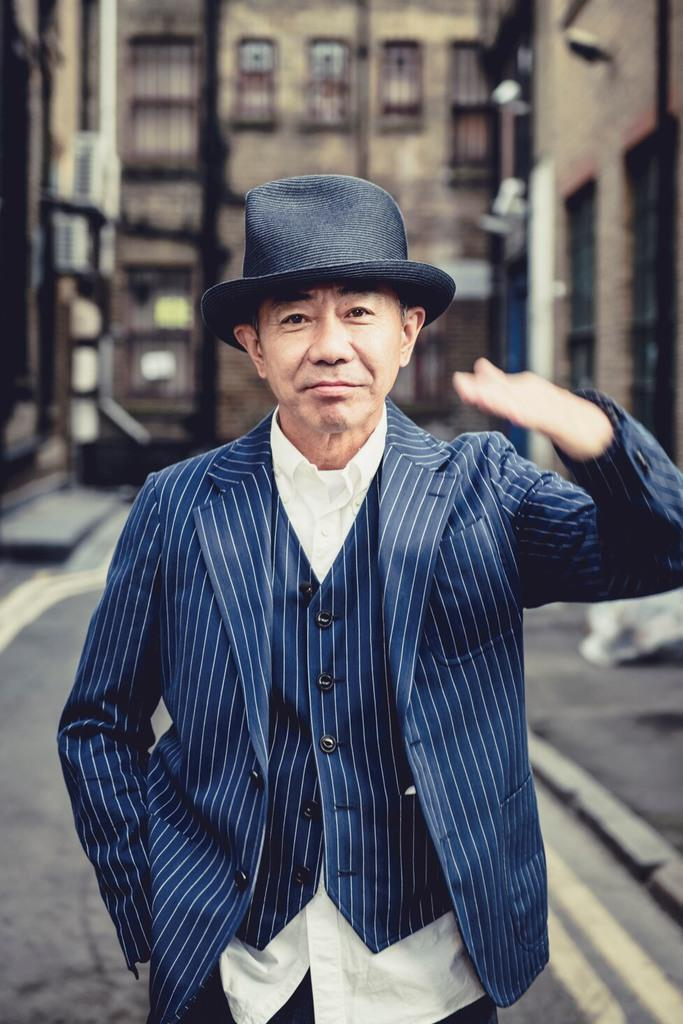 木梨憲武さん(c)NORITAKE KINASHI/撮影:杉田裕一