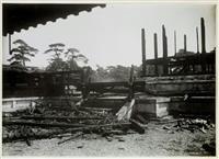 【100年の森 明治神宮物語】戦火(2) 炎上する境内で「奉遷の儀」