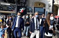 マスクで感染大幅減か 「最も効果的」と米チーム