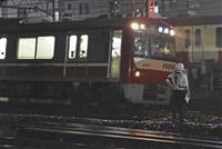京急事故、再び実況見分 昨年9月発生、神奈川県警
