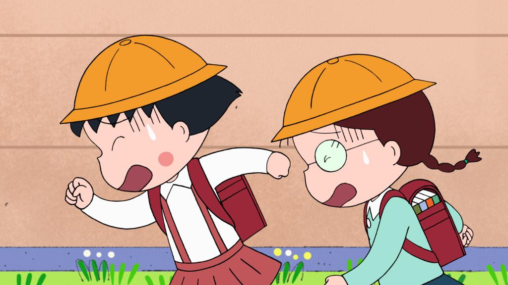「ちびまる子ちゃん」新作再開 10週連続新規作画・演出作品