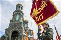ロシア軍主聖堂が除幕 戦勝75年、祖国防衛たたえ