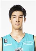 バスケ中村、韓国KBL原州へ移籍 日本選手初