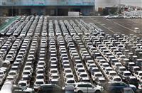 5月の輸出、28・3%減 コロナ影響、自動車不振
