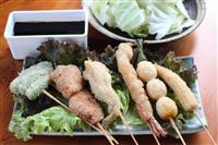 【料理と酒】大阪・新世界名物の串カツ