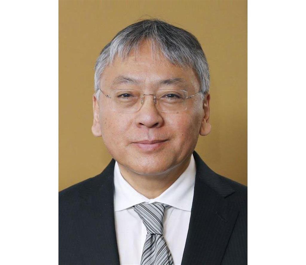 カズオ・イシグロさんが長編 来春、世界同時発売へ ノーベル賞…