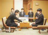 囲碁十段戦第3局始まる 村川VS芝野 シリーズ左右する重要な一局