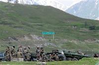中印衝突、インド軍20人が死亡 中国側にも死傷者か