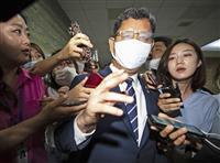 韓国、北の警告に「行動なら代償」 統一相は辞意表明