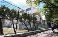 北部地震2年 ブロック塀撤去は6割 大阪府立学校