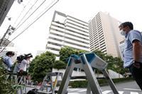 河井夫妻の議員宿舎や事務所を家宅捜索 東京地検特捜部