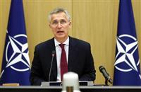 ドイツ駐留米軍問題「全ての同盟国にとって重要な問題」 NATO事務総長が強調