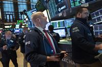 NY株続落、39ドル安 米雇用の回復遅れ懸念