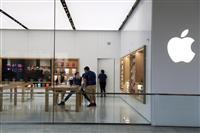 米アップルは再休業、新型コロナで店舗再開は一進一退