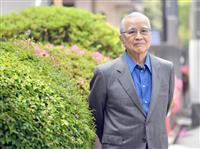 【話の肖像画】作家・阿刀田高(85)(1)せっかちな短編作家
