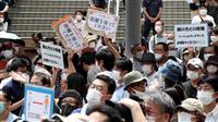 東京都知事選の候補者、選挙サンデーで繁華街、郊外へ 人だかりに「距離」呼びかけも