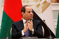 エジプト、軍事介入を警告 リビア内戦、反体制派支援