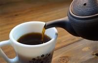 急須で淹れるコーヒーで一味違った至福の味わいを